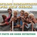 Papua New Guinea - Facts on Good Nutrition