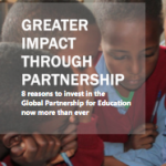 Greater Impact Through Partnership