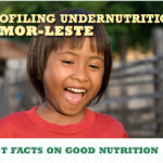 Timor-Leste - Facts on Good Nutrition