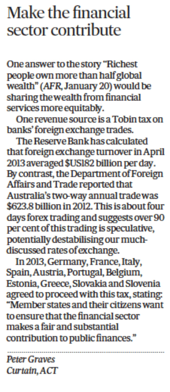 Australian-Financial-Review-Peter-Graves-2015.01.22