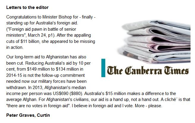 Canberra-Times-Peter-Graves-2015.03.27
