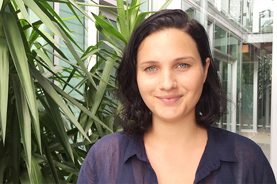 Meet Leila – our new Global Health Campaign Manager