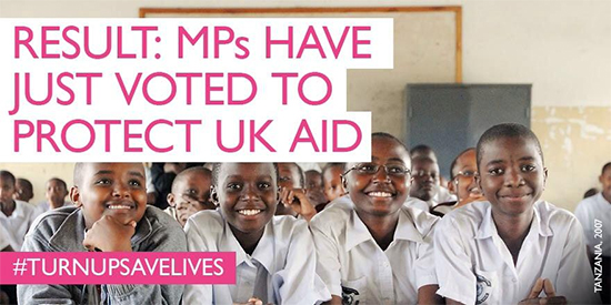 UK's foreign aid – A huge wake up call for Australia