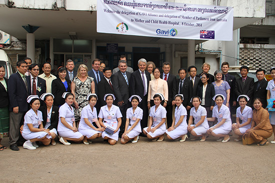 Why the HPV vaccine is so important in Laos