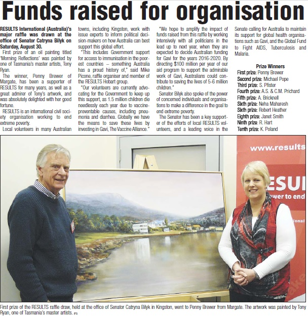 Kingborough-Chronicle-Article-03092014