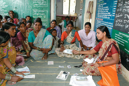 Protect the Role of Women in The Grameen Bank