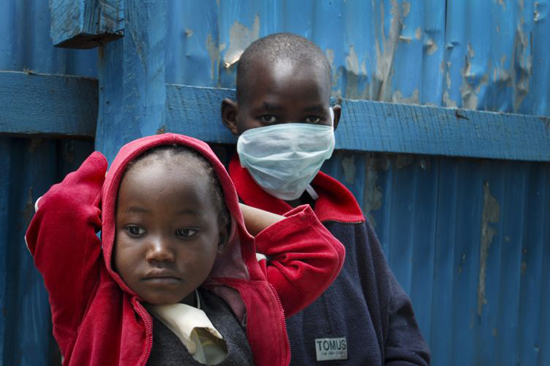 Australia must help protect the world's children from TB and HIV