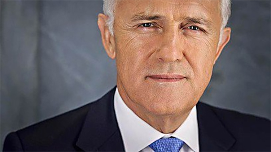 17 times Turnbull already supported the Global Goals