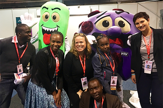 'The Deadly Duo': Talking about TB at AIDS 2016