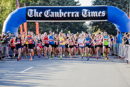 Run for RESULTS – Australian Running Festival