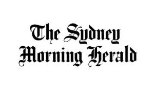 'The Sydney Morning Herald' logo