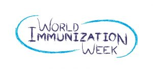 World Immunisation Week logo, RESULTS Australia