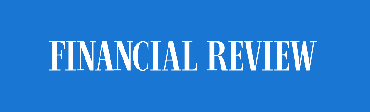 Australian Financial Review, logo