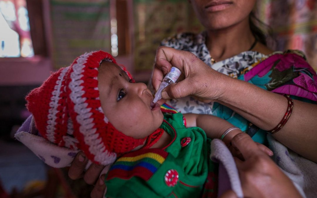 Media release – Australia a contributor but not a leader on polio eradication