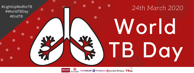 Media Release – This World TB Day what lessons can we learn from the world's oldest disease in the age of COVID-19?
