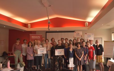 RESULTS 2020 Leaders Retreat – Developing Leadership, Making Change