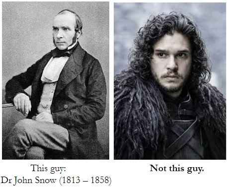 John Snow the Epidemiologist