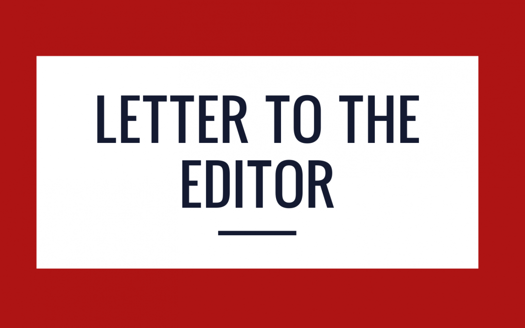 Letter to the Editor – Foreign aid must remain a priority