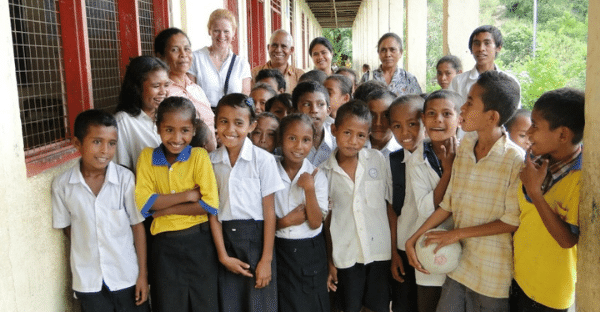 Education must be given more attention – by Results Advocate, Daniel Child